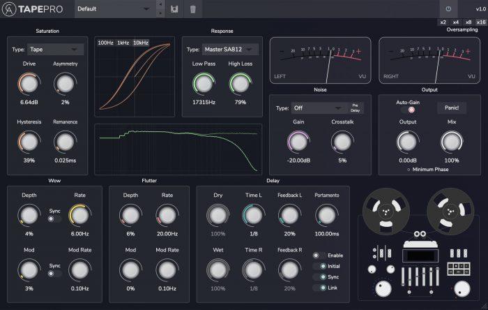 Caelum Audio TapePro