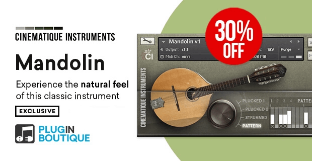 Cinematique Instruments Mandolin Sale