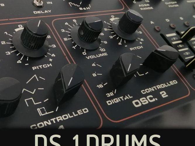 Cluster Sound DS 1 Drums