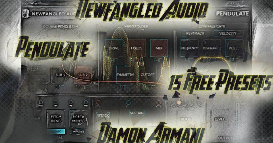 Damon Armani Pendulate free pack