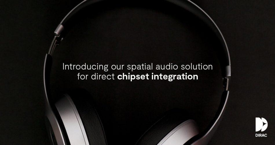 Dirac Wireless Headphones