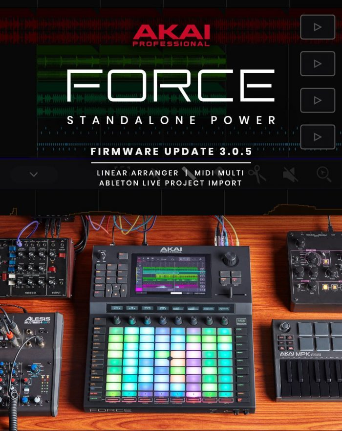 Force firmware 3.0.5