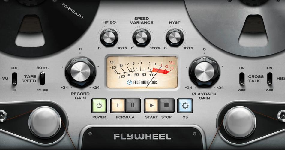 Fuse Audio Labs FLYWHEEL GUI