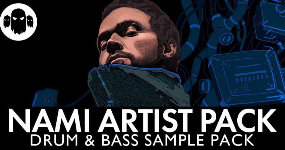 GS NAMI Drum Bass Artist Sounds