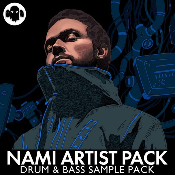 Ghost Syndicate Nami Artist Pack Drum & Bass
