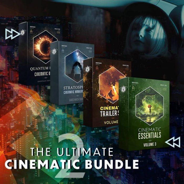 Ghosthack Ultimate Cinematic Bundle 2