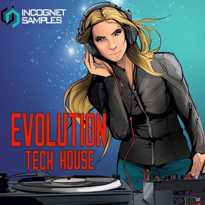 Incognet Samples Tech House Evolution