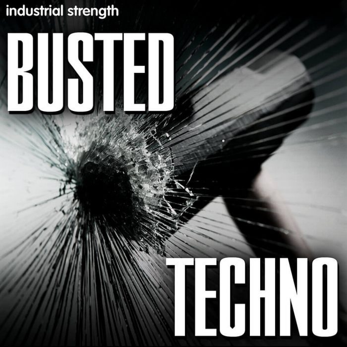 Industrial Strength Busted Techno