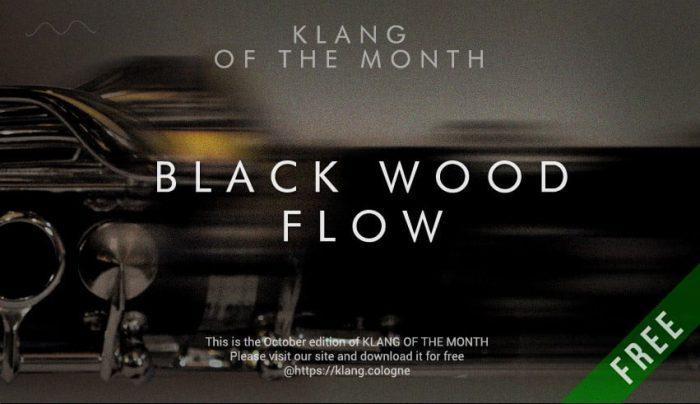 KLANG Black Wood Flow