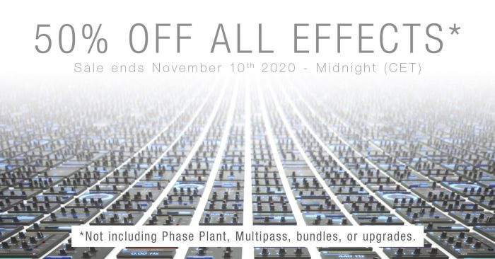 Kilohearts Effects sale