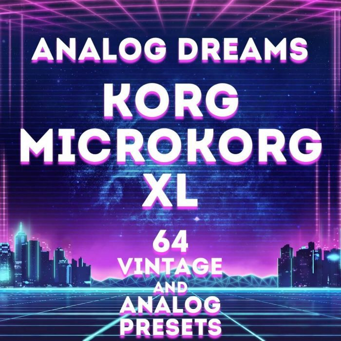 LFO Store Analog Dreams for MicroKorg XL