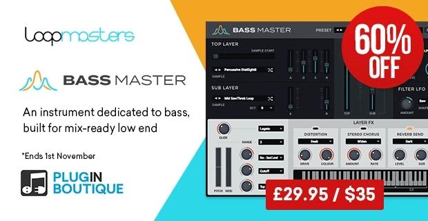 LM Bassmaster 60 OFF