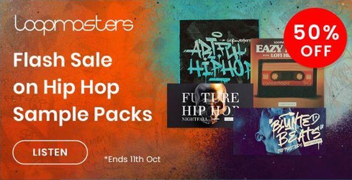 Loopmasters Hip Hop 50 OFF