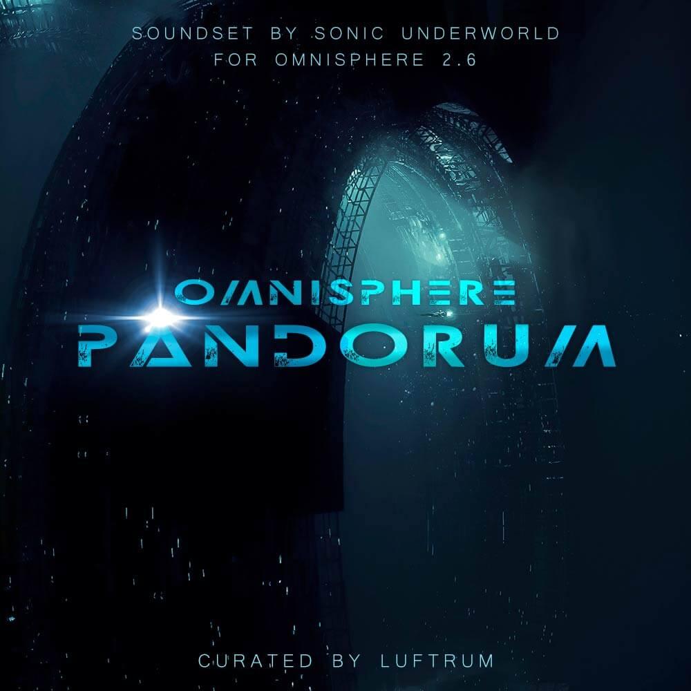Pandorum sound library for Omnisphere 2.6 brings dark dystopian sci-fi sounds