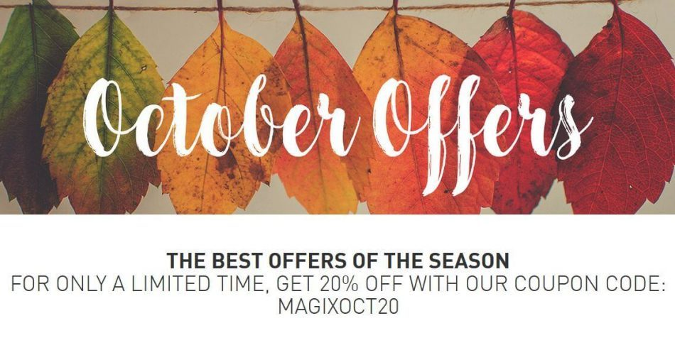 Magix October Offers