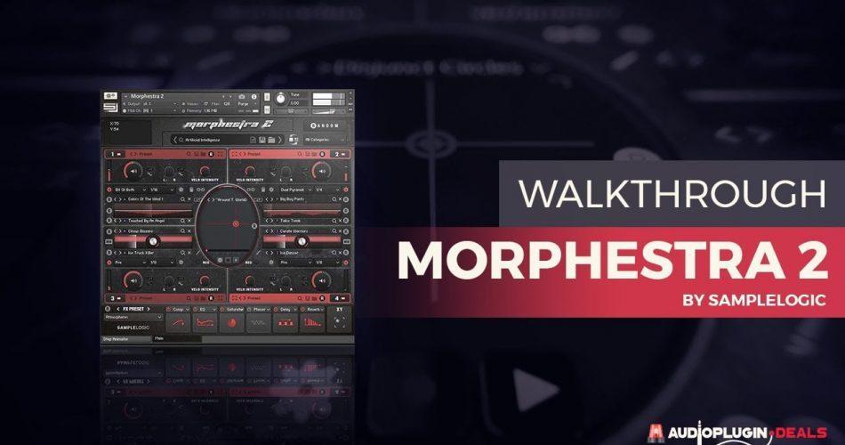 Morphestra 2 walkthrough