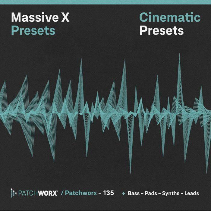 Patchworx Dark Cinematic for Massive X