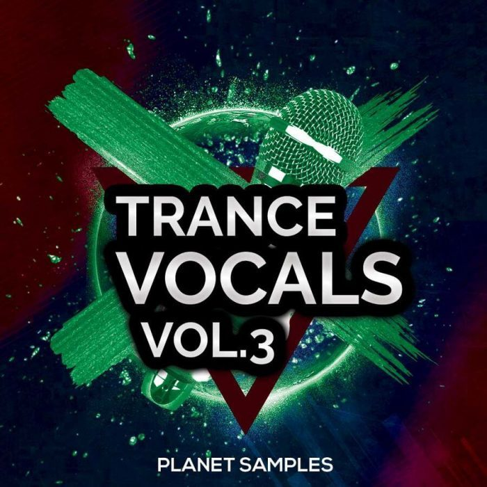 Planet Samples Trance Vocals Vol 3