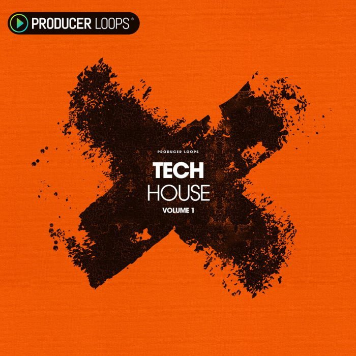 Producer Loops Tech House Vol 01