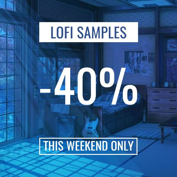 ProducerSpot LoFi Sale