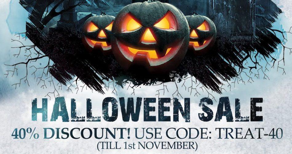 Resonance Sound Halloween Sale 2020