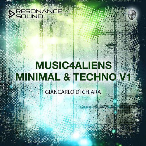 Resonance Sound Music4Aliens Minimal and Techno V1