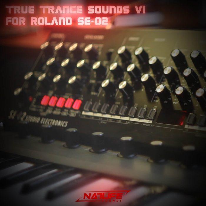 Roland SE 02 True Trance Sounds V1