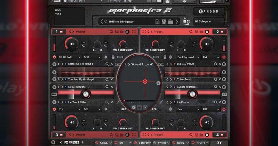 Sample Logic Morphestra 2 feat