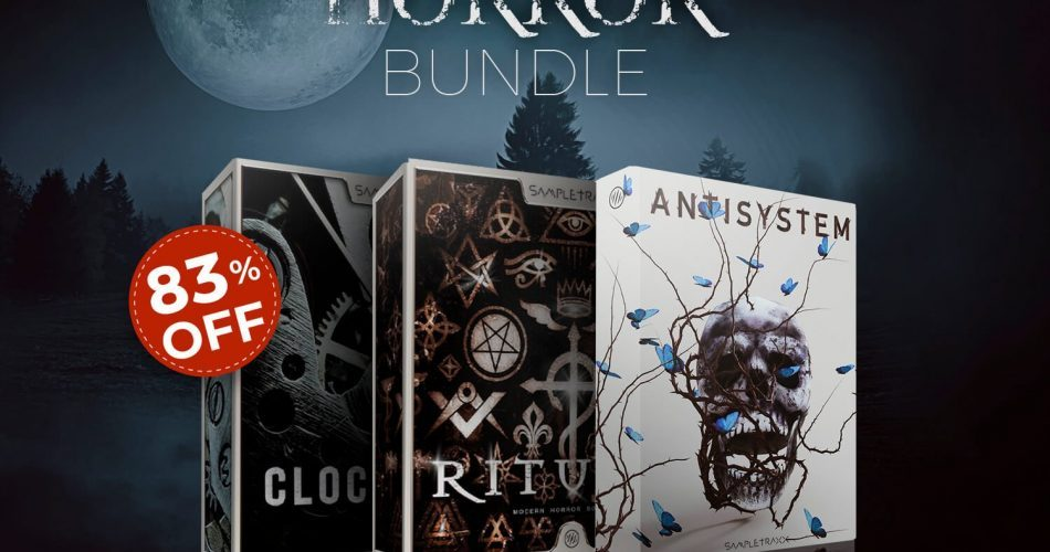 Sampletraxx Horror Bundle