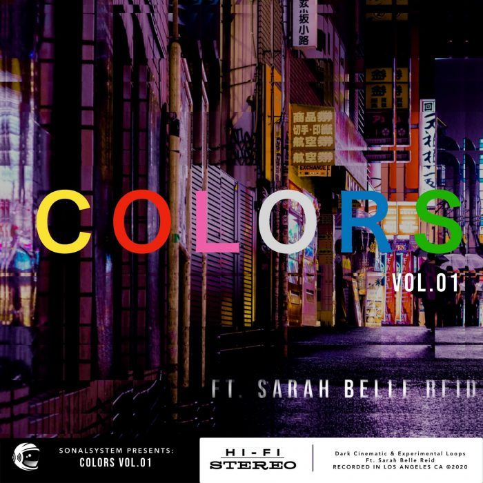 SonalSystem Colors Vol 01