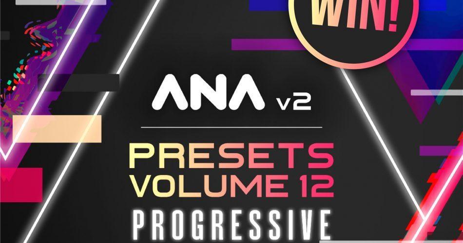 Sonic Academy ANA 2 Preset Pack 12