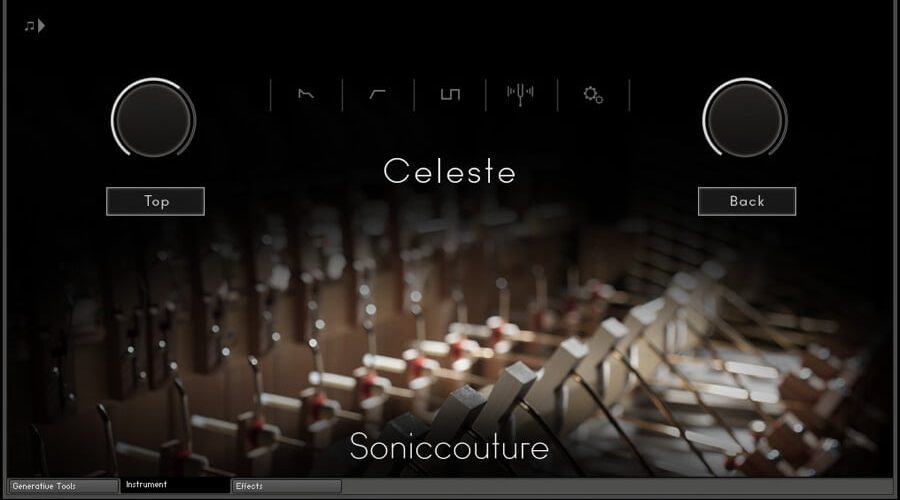 Soniccouture Celeste