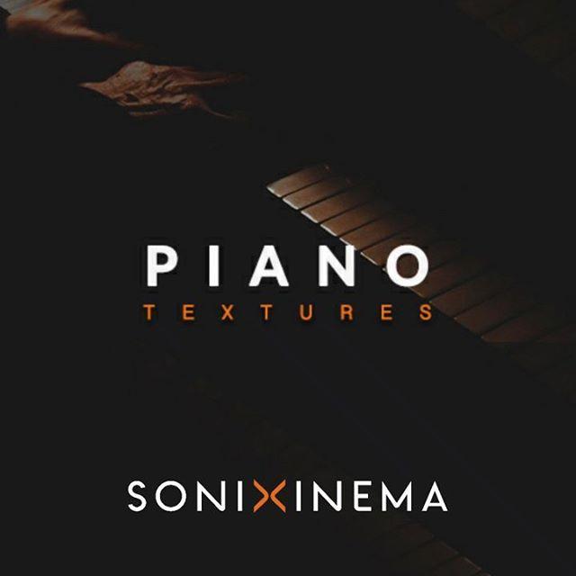 Sonixinema Piano Textures