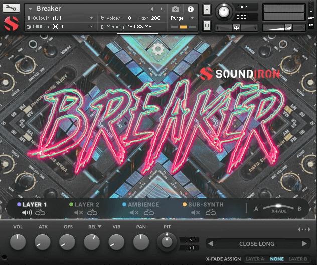 Soundiron Breaker 2