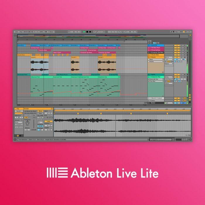Splice Ableton Live 10 Lite Free