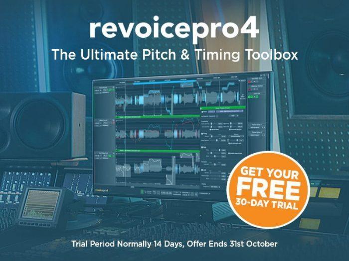 Synchro Arts Revoice Pro 4 Trial