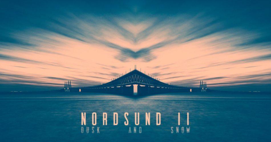 The Unfinished Zebra Nordsund II Dusk and Snow