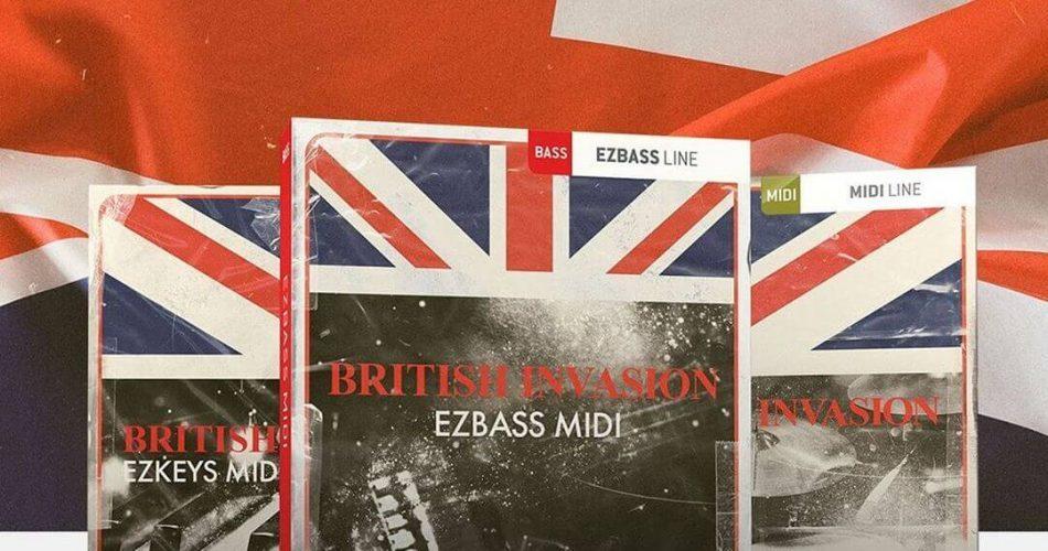 Toontrack BritishInvasion MIDI