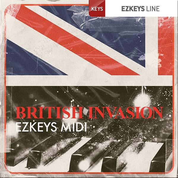 Toontrack BritishInvasionEZkeysMIDI