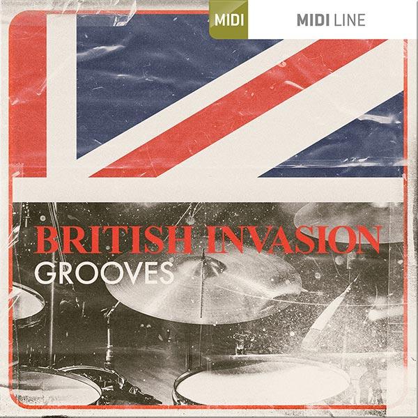 Toontrack BritishInvasionGrooves