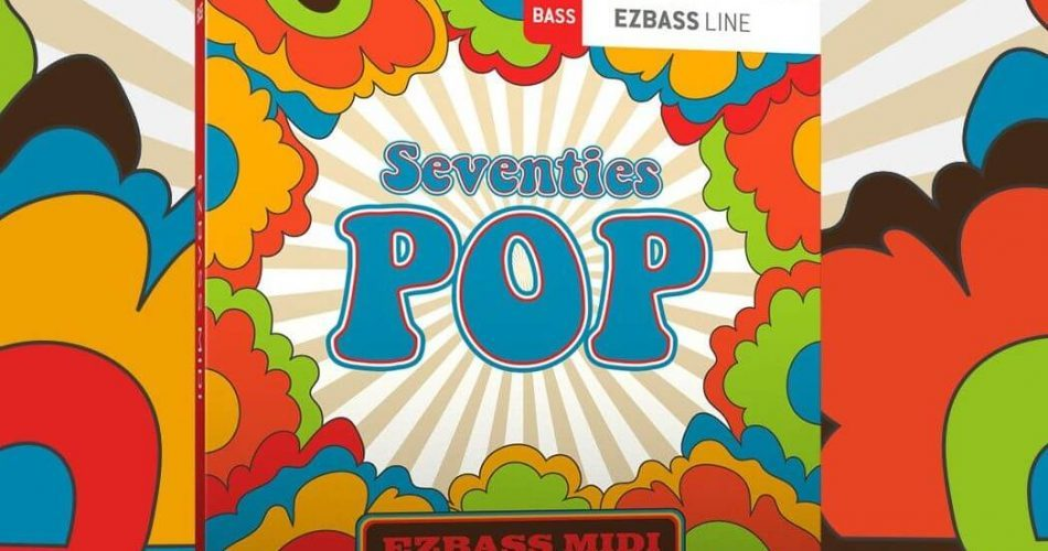 Toontrack EZbass Seventies Pop MIDI Pack