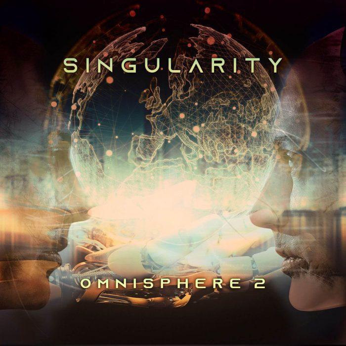 Triple Spiral Audio Singularity for Omnisphere 2