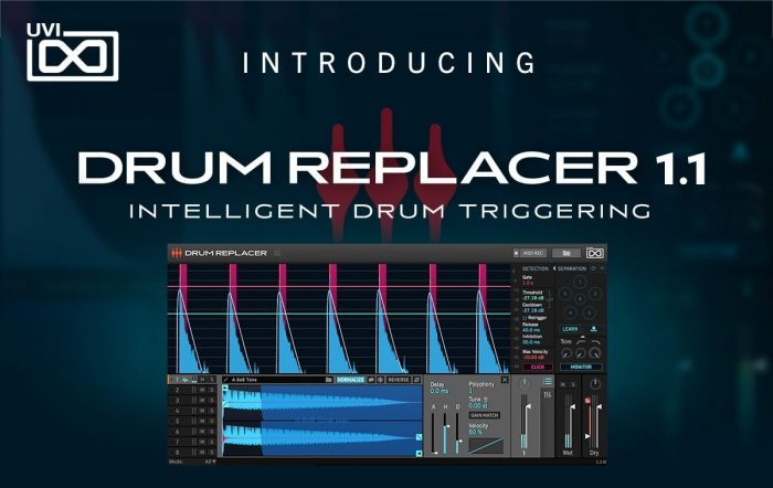 UVI Drum Replacer 1.1