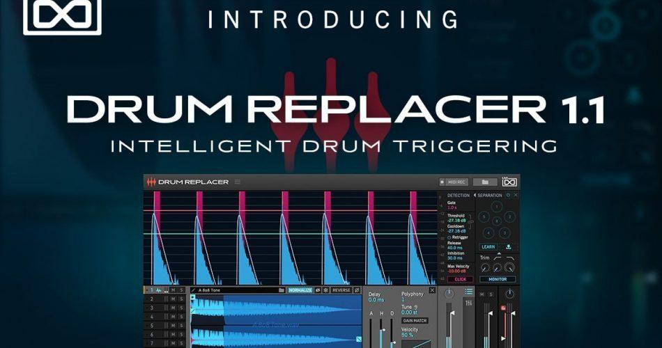 UVI Drum Replacer 1.1