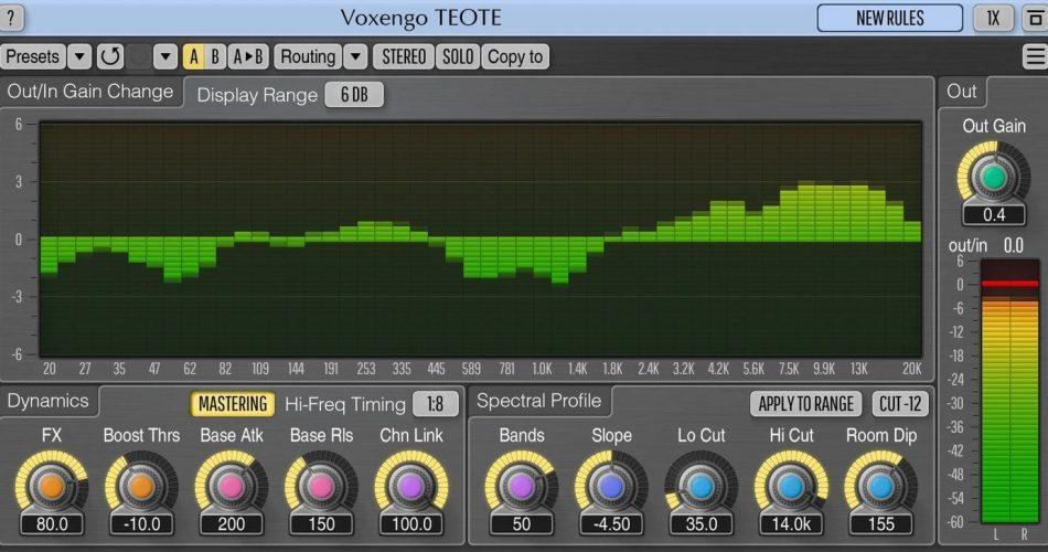Voxengo TEOTE