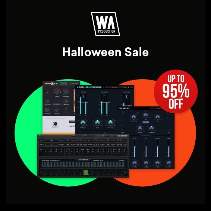 WA Halloween Sale 2020