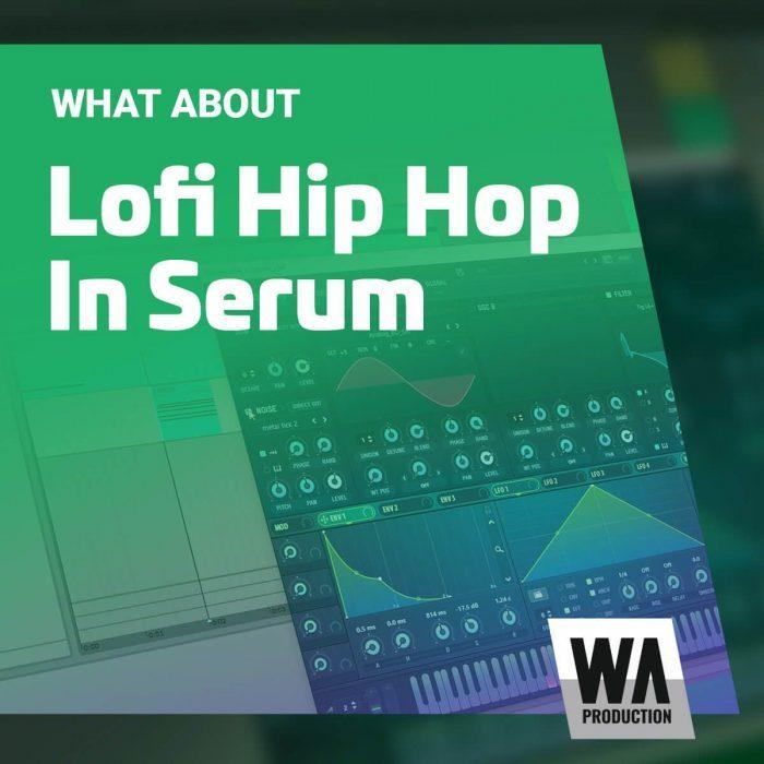 WA LoFi Hip Hop in Serum