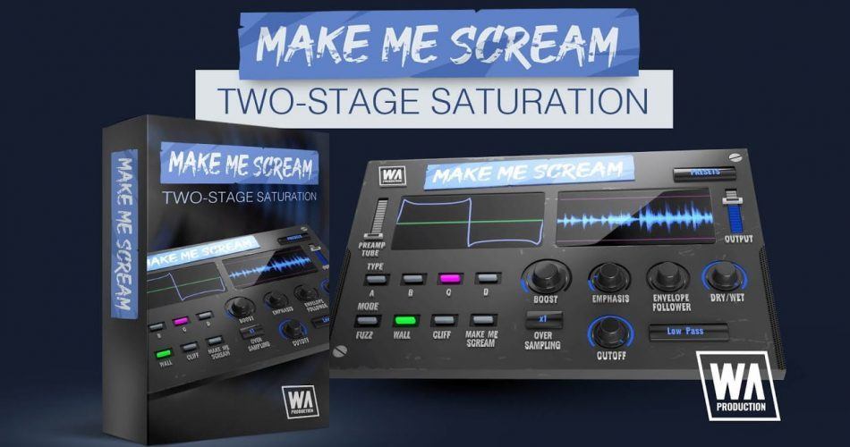 WA Make Me Scream feat