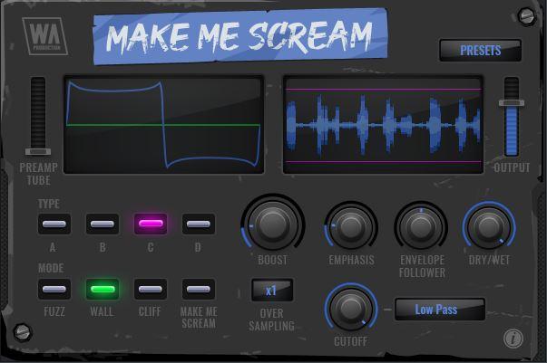 WA Make Me Scream