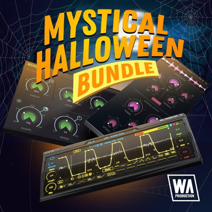 WA Mystical Halloween Bundle